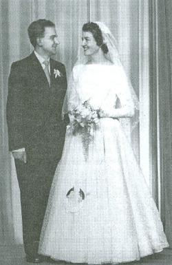 Waleria i Janek, 1957 r.