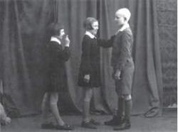 Uczniowie szkoły powszechnej nr 2 im. T. Kościuszki. Baranowicze, 1936 rok.