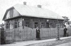 Dom rodzinny w Baranowiczach