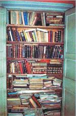 Zbiory rękopisów I. Domeyki w Domu Domeyki w Santiago