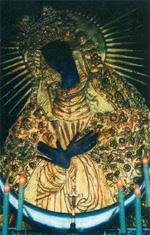 Cudowny obraz Matki Boskiej Ostrobramskiej w Wilnie