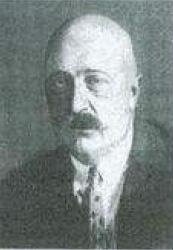 Jan Krachelski, ojciec Krystyny, wojewoda poleski, foto ze zb. B. Arciszewskiej