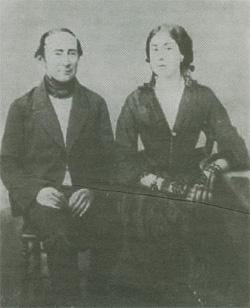 Ignacy Domeyko i Henrykieta