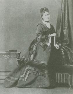 Anita Domeyko Sotomayor - córka I. Domeyki