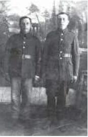 Nikifor Zawuliczny (po prawej). Krzywy Róg