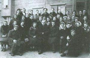 KÓŁKO LITERACKIEpolskiej szkoły średniej nr3 w Brześciu