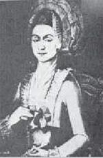 Portret Tekli Ratomskiej, matki T. Kościuszki
