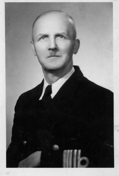 Mjr. Andrzej Wężyk (ze zbiorów Z. Machowskiej)