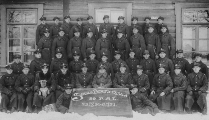 Szkoła podoficerska 20 pułku artylerii lekkiej