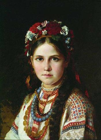 Ukrainian_girl_by_Nikolay_Rachkov_(2nd_half_19_c.,_Chernigov_museum)