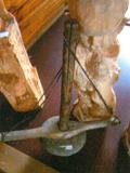 Urządzenie do rozniecania ognia, muzeum wsi Tereblicze