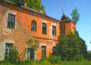 Dom rodziny Oleszy w Nowo-Bereżnem