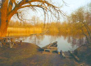 Jezioro Czarcia Toń