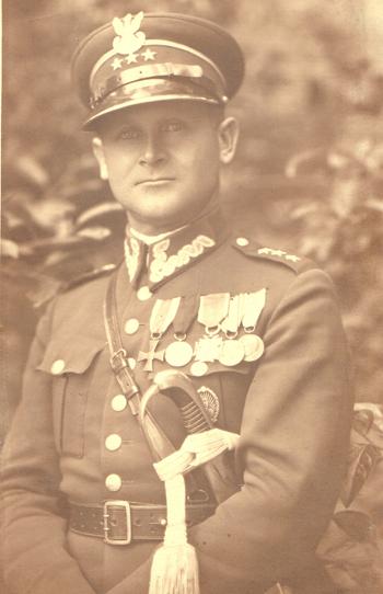 "Major Piotr Kabata, ps.""Wujek"""