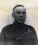 Dziadek w mundurze plutonowego