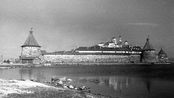 Sołowiecki klasztor