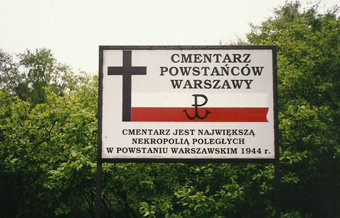 cmentarz PW