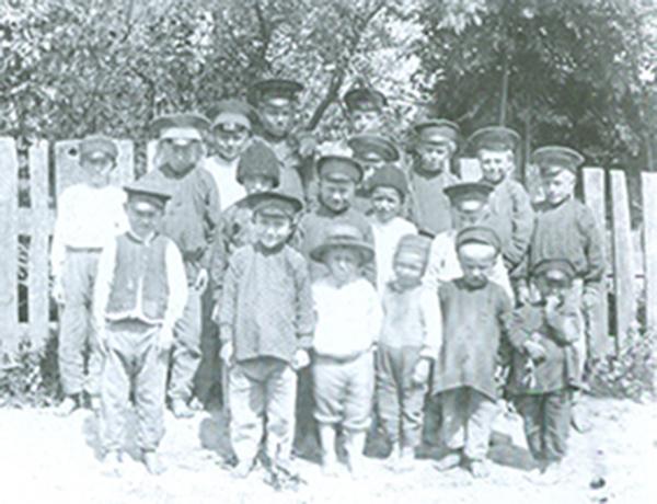 Dzieci ze w. Prochody