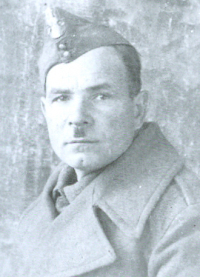Paweł Niczyporuk z Żardieczna k/Kobrynia, autor wierszy o Monte Cassino