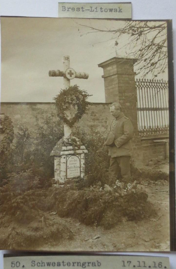 Kościół Podwyższenia Krzyża Świętego w latach 1915-1918