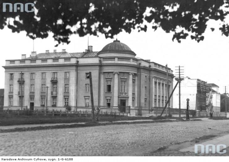 Bank Polski w Brześciu w latach 1930ch