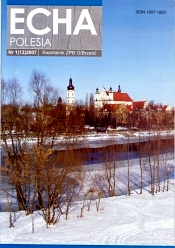 Echa Polesia 1/2007