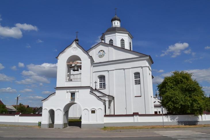Cerkiew Przemienienia Pańskiego z dzwonicą