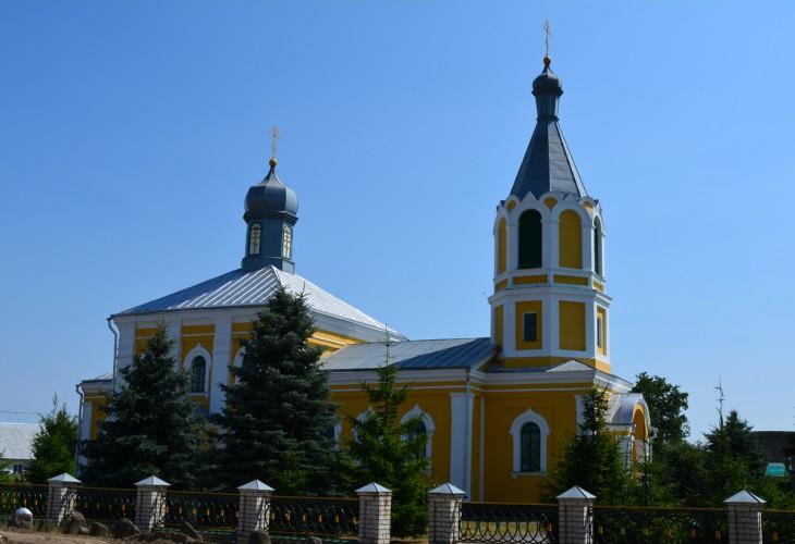 Cerkiew prawosławna pw. Św. Mikołaja Cudotwórcy w Szereszewie