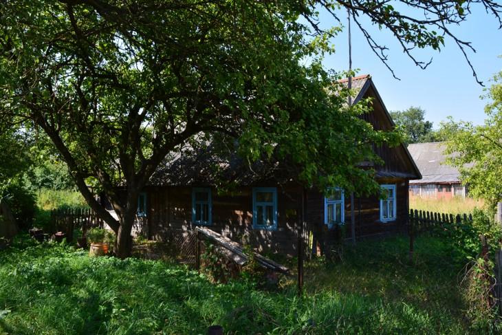 I w Szereszewie są już domy opuszczone