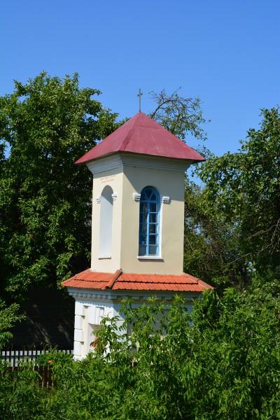 Kapliczka przy moście nad rzeką Lewą Leśną w Szereszewie (dawniej Św. Jana Niepomucena)