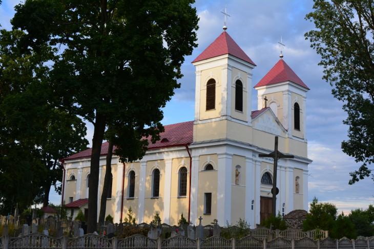 Kościół pw.Świętej Trójcy w Szereszewie