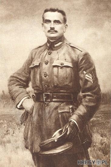Pułkownik Bolesław Euzebiusz Mościcki