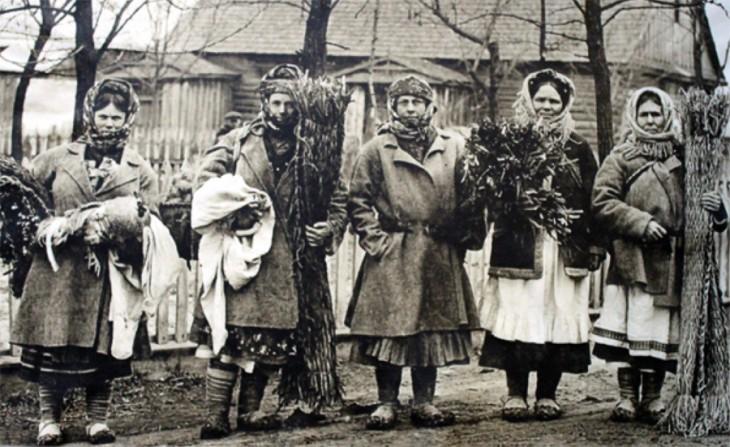 Poleszuczki, lata 20-te XX w. // Muzeum krajoznawcze w Stolinie