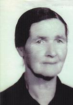 Moja matka Franciszka Szabluk z Ostapczuków