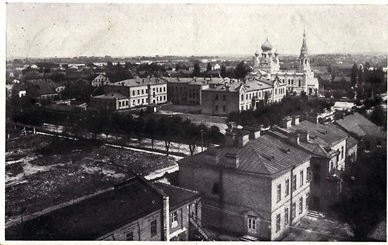 Panorama m.Brześć