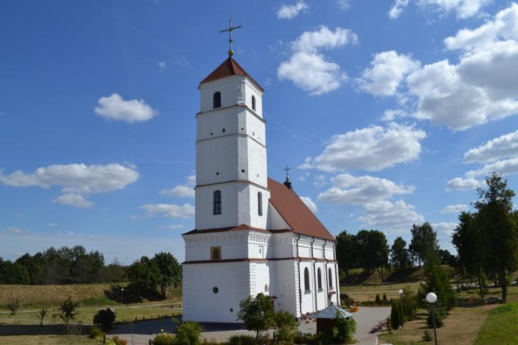 Dawny zbór kalwiński w Zasławiu