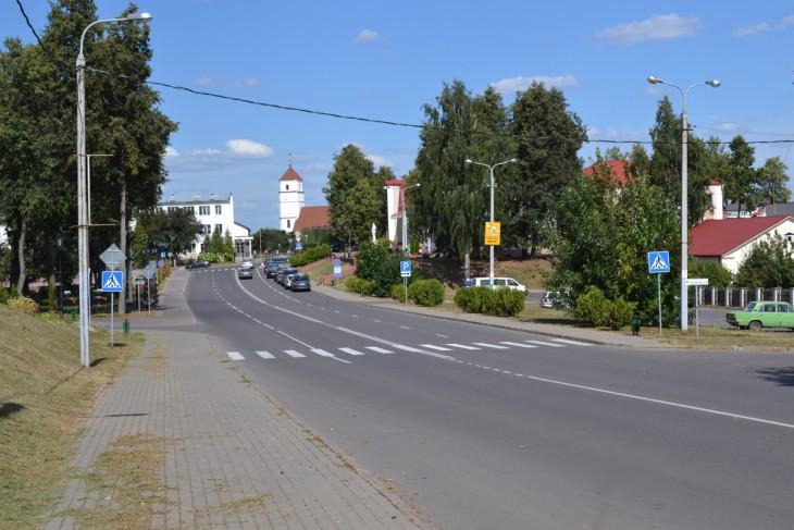 W centrum Zasławia