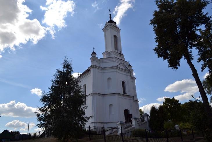 Kościół NPM w Zasławiu