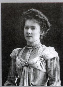 Ludwika z d.Osiecimska Pilecka - mama W.Pileckiego