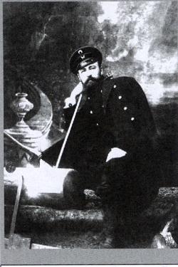 Julian Pilecki - ojciec W.Pileckiego
