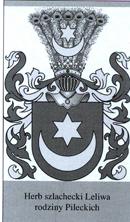 Herb szlachecki Leliwa rodziny Pileckich