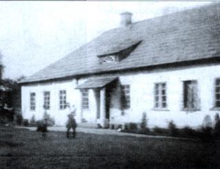 Dom Pileckich w Sukurczach