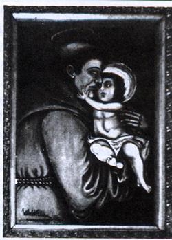 Obraz Św.Antoniego