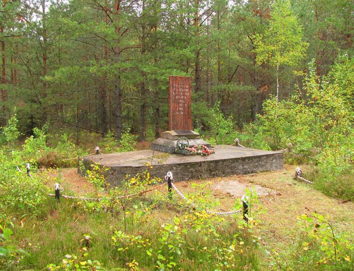 """Nowy pomnik """"powstańcom K.Kalinowskiego"""" (foto - www.be-tarask.wikipedia.org/wiki)"""