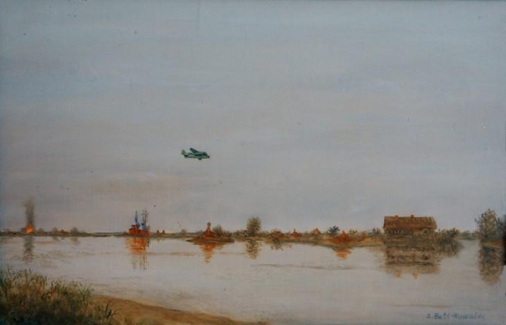 """""""Dobijanie"""", Arsen Butt-Hussaim"""