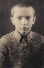 Autor wspomnień w 1942 r.
