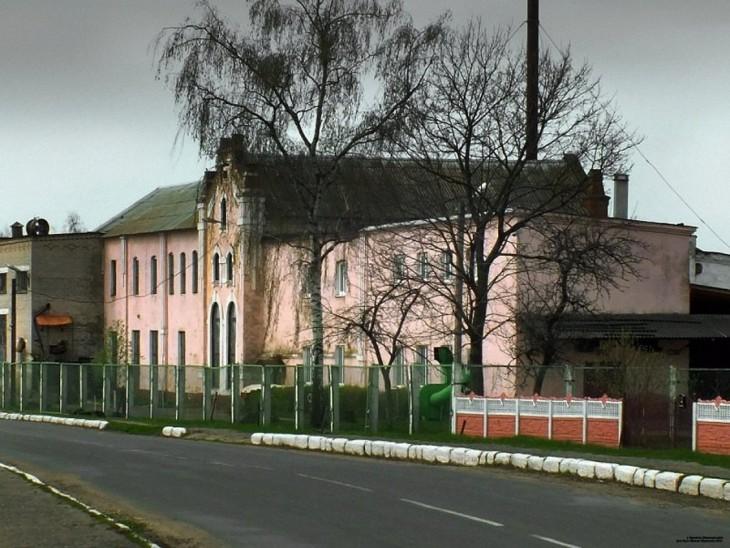 Gorzelnia w Wierzchowiczach