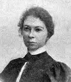 Emma z Komarowicz na Polesiu