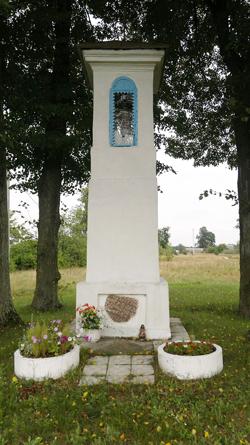 Kaplica w Oleńcu // Foto Andrzej Dybowski