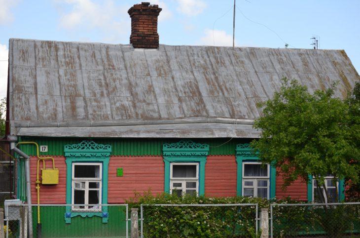 Dom przy ulicy Żłobińskiej